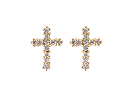F000-26146: EARRINGS .15 TW
