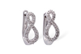 F184-74337: EARRINGS .19 TW