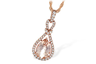 G190-18846: NECK 1.54 MORGANITE 1.75 TGW