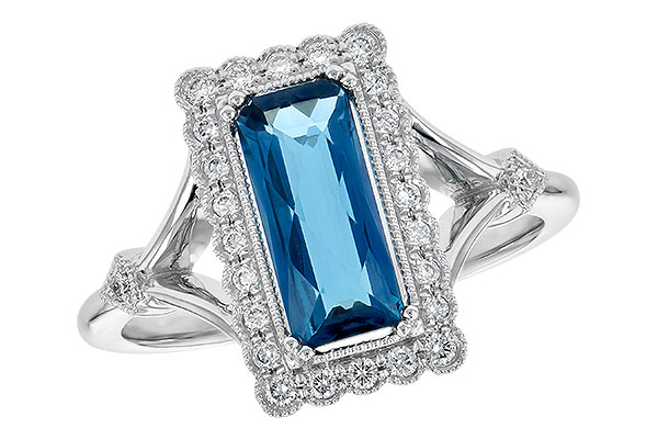 G190-24346: LDS RG 1.58 LONDON BLUE TOPAZ 1.75 TGW